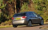 148bhp Peugeot 308 BlueHDi 150 Feline
