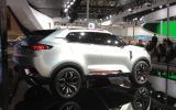 New MG CS Concept SUV: Shanghai motor show 2013