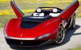 Pininfarina creates a Ferrari-based tribute to its late boss
