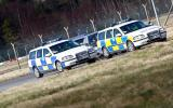 The aces of chases: On track with Police Scotland