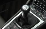 Porsche 718 Boxster manual gearbox