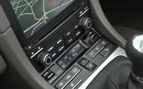 Porsche 718 Boxster climate controls
