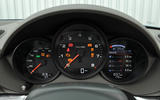 Porsche 718 Boxster instrument cluster