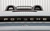 Porsche 718 Boxster third brakelight