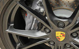 Porsche 718 Boxster brake calipers