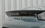 Porsche 718 Boxster rear lip