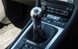 Porsche 718 Cayman manual gearbox