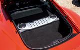 Porsche 718 Cayman rear boot