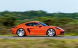 345bhp Porsche 718 Cayman