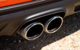 Porsche 718 Cayman twin exhaust