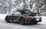 Porsche 911 Turbo - new pics