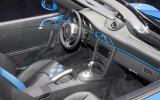Paris motor show: Porsche 911 Speedster
