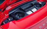 3.4-litre Porsche 911 Carrera engine