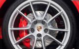 Porsche 911 alloy wheels