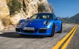 £95,682 Porsche 911 Carrera 4 GTS PDK