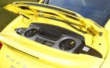 3.8-litre Porsche 911 Carrera S engine