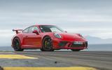5 star Porsche 911 GT3
