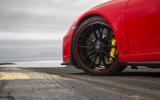 Porsche 911 GT3 alloy wheels
