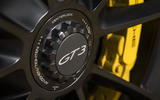 Porsche 911 GT3 centre locking nut