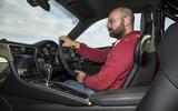 Driving the Porsche 911 GT3