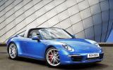 4 star Porsche 911 Targa