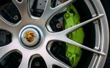 Porsche 918 Spyder magnesium alloys
