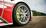 Porsche 918 Spyder alloy wheels