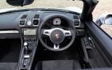 Porsche Boxster GTS UK first drive review