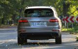 Porsche Cayenne S E-Hybrid rear