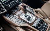 Porsche Cayenne S diesel PDK gearbox