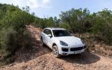 £61,474 Porsche Cayenne S diesel