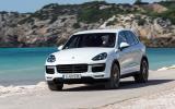 513bhp Porsche Cayenne Turbo
