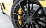 20in Porsche Cayman GT4 alloys