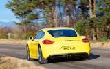 Porsche Cayman S UK first drive review