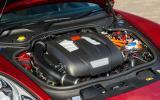 Porsche Panamera S E-Hybrid first drive review