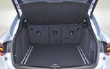 Porsche Macan boot space