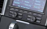 Porsche Macan infotainment controls