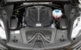 3.6-litre V6 Porsche Macan engine
