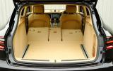 Porsche Macan seating flexibility