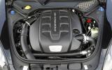 3.0-litre V6 Porsche Panamera Diesel engine