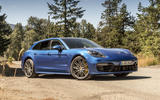 4.5 star Porsche Panamera Sport Turismo
