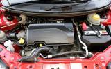 1.2-litre Proton Savvy petrol engine