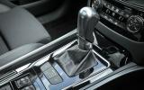 Peugeot 508 RXH manual gearbox