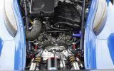 3.7-litre V6 Radical RXC engine