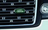 Range Rover badging