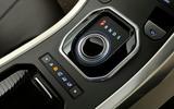 Range Rover Evoque automatic gearbox