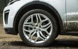 Range Rover Evoque Convertible alloy wheels