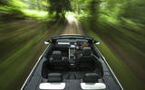 Driving the Range Rover Evoque Convertible
