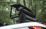 Range Rover Evoque Convertible roof opening