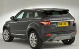 Range Rover Evoque rear quarter